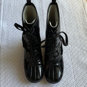 Marc Jacobs Lace Up Boots